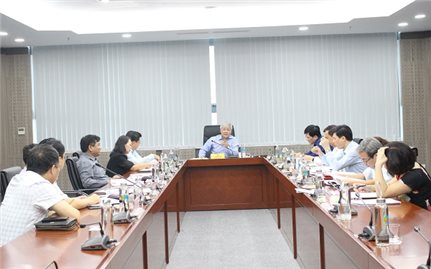 Ủy ban Dân tộc thông qua kế hoạch triển khai Đề án đón đoàn Ủy ban Trung ương Mặt trận Lào Xây dựng đất nước