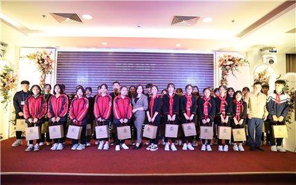 Ủy ban Dân tộc gặp mặt đoàn đại biểu học sinh dân tộc thiểu số tỉnh Bắc Giang