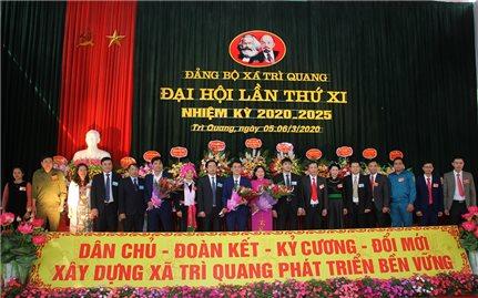 Lào Cai: Tổ chức thành công Đại hội điểm cấp cơ sở