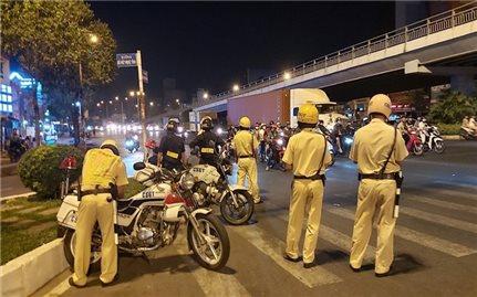 Lập 30 chốt giám sát người và xe vào Thủ đô Hà Nội từ 18h chiều nay