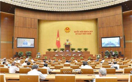 Kỳ họp thứ 9, Quốc hội khóa XIV: Nâng cao hiệu quả hoạt động của Quốc hội