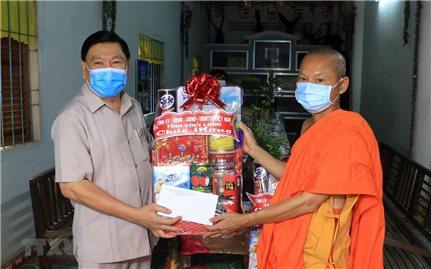 Đồng bào Khmer đón Tết Chôl Chnăm Thmây an toàn, trọn vẹn
