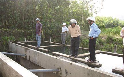 Phú Yên: Đẩy mạnh xã hội hóa đầu tư công trình nước sạch