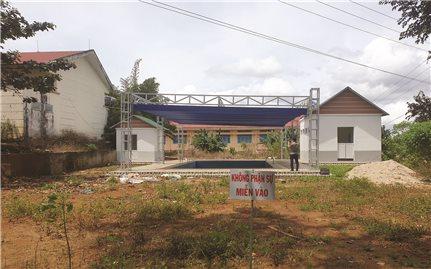 Đăk Nông: Đề án bể bơi trường học đầu tư thiếu đồng bộ