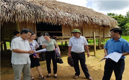 Đại hội Đảng bộ Ban Dân tộc tỉnh Thanh Hóa, nhiệm kỳ 2020 - 2025
