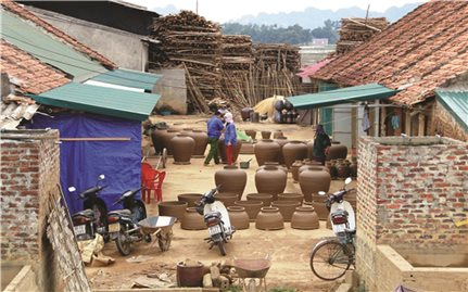Đào tạo nghề cho lao động nông thôn ở Nho Quan: Khó thu hút học viên tham gia