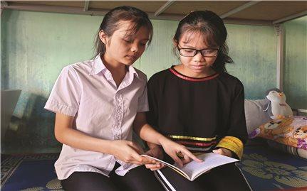 Nỗ lực vượt khó của cô học trò dân tộc Jrai