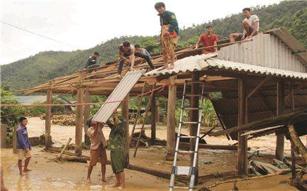 Phong Thổ (Lai Châu): Nhiều hộ dân cần được di dời trước mùa mưa lũ