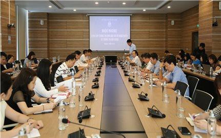 Hội nghị cung cấp thông tin cho báo chí về công tác nhân quyền và thông tin đối ngoại