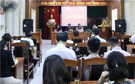 Các sản phẩm OCOP gắn với văn hóa các tỉnh miền núi phía Bắc sẽ được giới thiệu, quảng bá tại Hà Nội