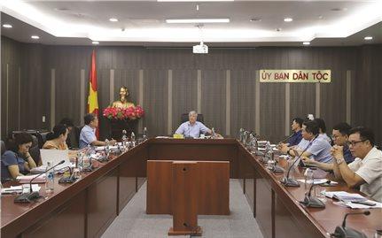 Góp ý Dự thảo báo cáo chính trị tại Đại hội Đại biểu các DTTS lần thứ II