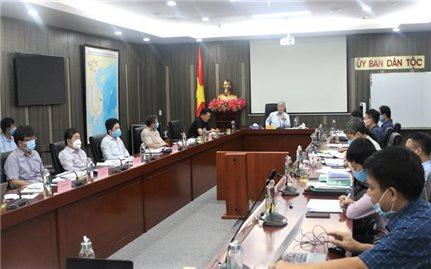 Ủy ban Dân tộc: Góp ý xây dựng dự thảo Báo cáo nghiên cứu khả thi Dự án 10 thuộc Chương trình mục tiêu quốc gia