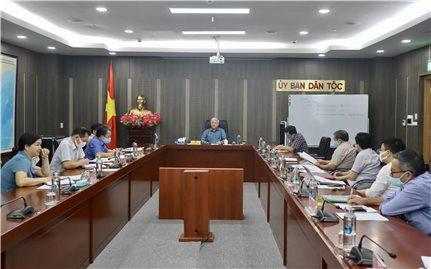 Góp ý xây dựng dự thảo Quyết định thành lập Văn phòng Điều phối Chương trình MTQG