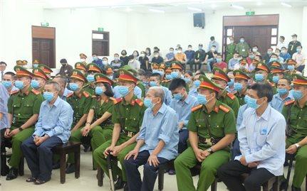 """Vụ án """"giết người"""" và """"chống người thi hành công vụ"""" xảy ra tại xã Đồng Tâm: Nhiều bị cáo ăn năn hối hận, mong được khoan hồng"""