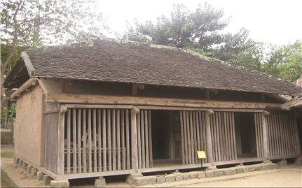 Tri thức dân gian của người Chăm trong dựng làng