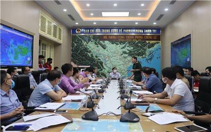 Bão số 5 sẽ đổ bộ vào bờ biển Từ Quảng Bình – Quảng Nam trong trưa 18/9.