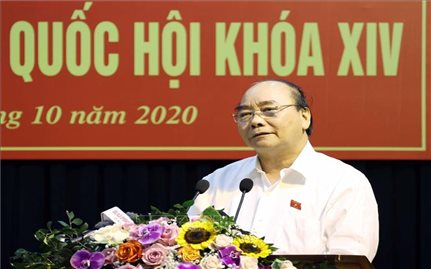 Thủ tướng: Xuất siêu trên 17 tỷ USD là một thành tựu nổi bật của đất nước năm 2020