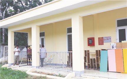 Kiên cố hóa trường học ở Tương Dương (Nghệ An): Có thực sự kiên cố?