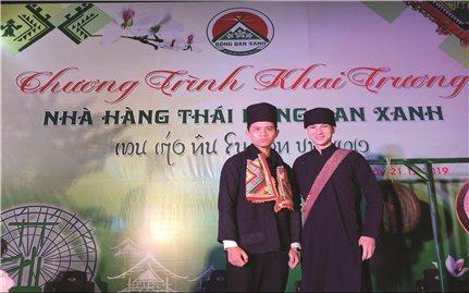 Ứng dụng học chữ Thái của chàng trai dân tộc Thái