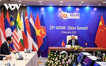 ASEAN-Trung Quốc đề ra định hướng quan trọng trong quan hệ đối tác