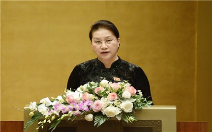 Kỳ họp thứ 10, Quốc hội khóa XIV: Khẳng định quyết tâm đưa đất nước phát triển bền vững