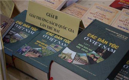 """Triển lãm và giới thiệu bộ sách """"Các dân tộc ở Việt Nam"""""""