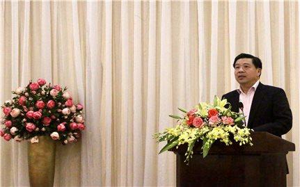 Ban Tổ chức họp với Trưởng các Đoàn đại biểu về dự Đại hội Đại biểu toàn quốc các DTTS Việt Nam lần thứ II năm 2020