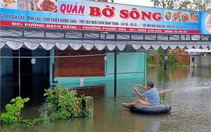 Bao giờ Tam Kỳ hết ngập lụt?