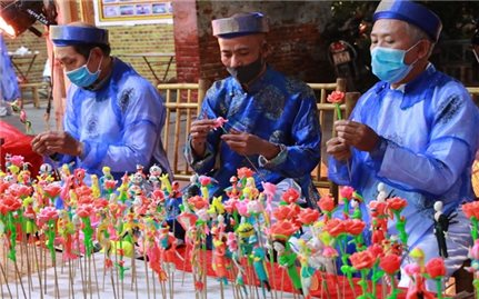 Khai mạc Lễ hội văn hóa dân gian trong đời sống đương đại