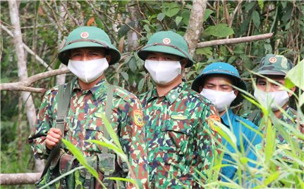 Quảng Nam: Tăng cường kiểm soát phòng, chống dịch Covid-19 ở tuyến biên giới
