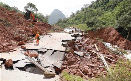 Công tác khắc phục hậu quả do thiên tai: Cần chủ động nguồn lực ngân sách nhà nước