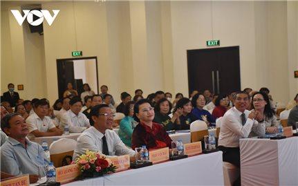 Chủ tịch Quốc hội dự họp mặt kỷ niệm 75 năm Quốc Hội Việt Nam tại Bến Tre