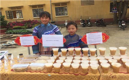 Bắc Hà (Lào Cai): Hiệu quả từ việc đưa giáo dục Stem vào trường học