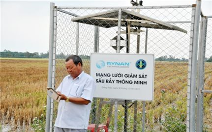 Đồng Tháp: Nông dân hào hứng ứng dụng công nghệ 4.0 vào sản xuất nông nghiệp