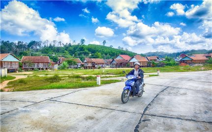 Bình Định: Tập trung đầu tư phát triển các làng đặt biệt khó khăn