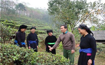 Người có uy tín ở thôn Đồng