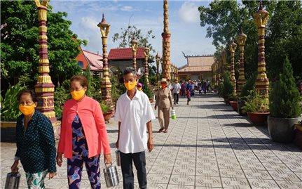 Sóc Trăng: Đảm bảo cho đồng bào Khmer đón Tết Chôl Chnăm Thmây an toàn