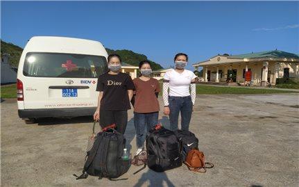 Đồn Biên phòng Tổng Cọt (BĐBP Cao Bằng): Phát hiện 03 công dân Việt Nam nhập cảnh trái phép