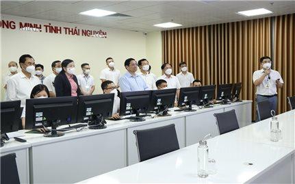 Thái Nguyên: Những kết quả bước đầu từ chuyển đổi số
