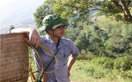 Chàng Việt kiều Mỹ tâm huyết với nông sản Việt