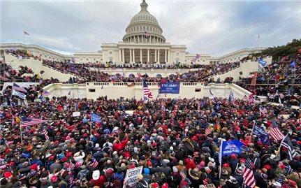 Các nhà lãnh đạo trên thế giới hy vọng tình hình ở Mỹ sớm ổn định trở lại