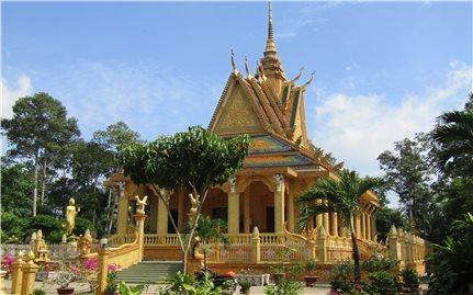 Bờ Lũy-chùa Lò Gạch: Di tích khảo cổ độc đáo ở Trà Vinh