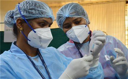 Số ca mắc COVID-19 trên thế giới vượt mốc 100 triệu người