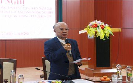 Sở Nông nghiệp và Phát triển nông thôn Hà Nội: Chú trọng công tác phối hợp thông tin tuyên truyền