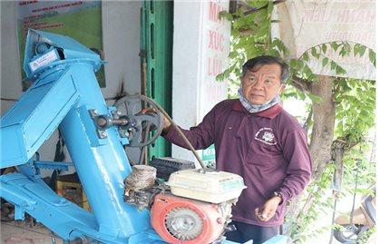 Chân dung kỹ sư Hoàng Thanh Liêm: Cha đẻ của những sáng chế cho nông dân