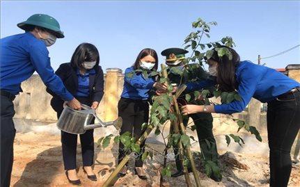 Xây dựng cơ sở dữ liệu bản đồ cây Việt Nam để quản lý, chăm sóc cây xanh