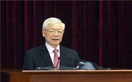 Trình Trung ương quyết định việc giới thiệu nhân sự ứng cử các chức danh Chủ tịch nước, Thủ tướng Chính phủ, Chủ tịch Quốc hội