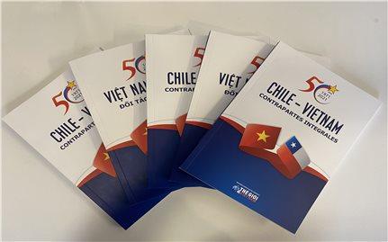 Việt Nam là đối tác quan trọng của Chile tại Đông Nam Á