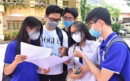 Quy định mới về thi tốt nghiệp THPT năm 2021