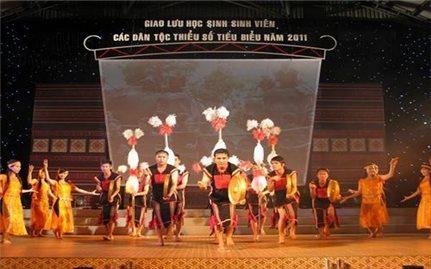 Bình Phước: Giao lưu học sinh, sinh viên dân tộc thiểu số các trường Văn hóa, Thể thao và Du lịch khu vực phía Nam năm 2021